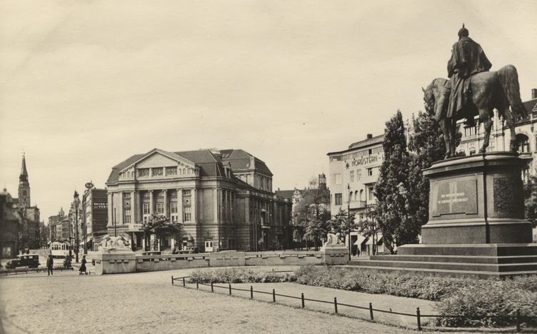 Interner Link: Magdeburg at the beginning of the 20th century