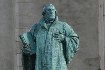 Interner Link: Magdeburg as the centre of the Reformation