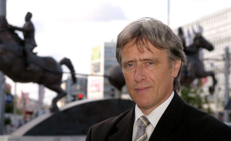 Wirtschaftsbeigeordneter Magdeburg Rainer Nitsche im Portrait