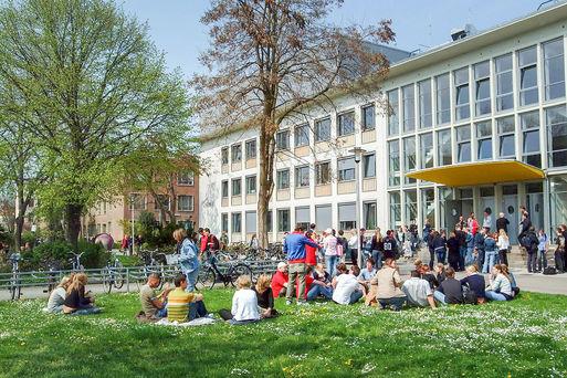 Uni Campus neu