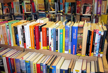 Stadtbibliothek Magdeburg 1 OG Lesekopf