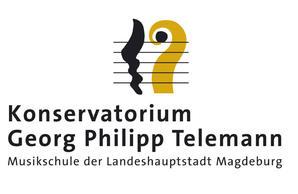 Logo ©Konservatorium Georg Philipp Telemann Magdeburg