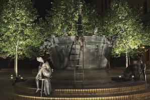 Faunbrunnen, Heinrich Apel ©Saskia Hubert