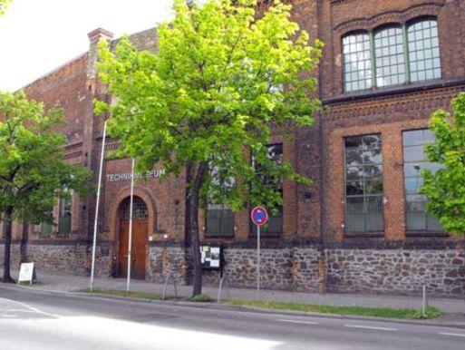 Interner Link: Technikmuseum