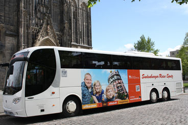 Interner Link: Guided City Tour in a comfortable bus - 1 hour