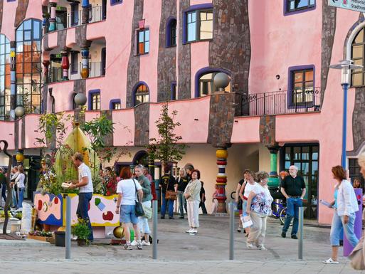 Interner Link: Shopping in der Innenstadt