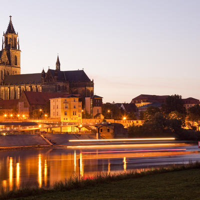 Magdeburg sights and attractions