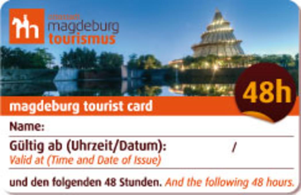 Tourist Card 48 Std. 2016