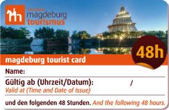 Tourist Card 48 Stunden