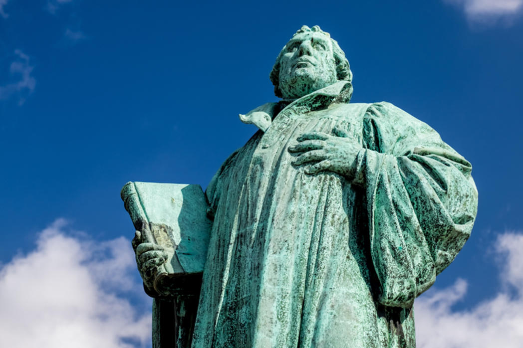 Luther ©AndreasLander.de; Magdeburg Marketing