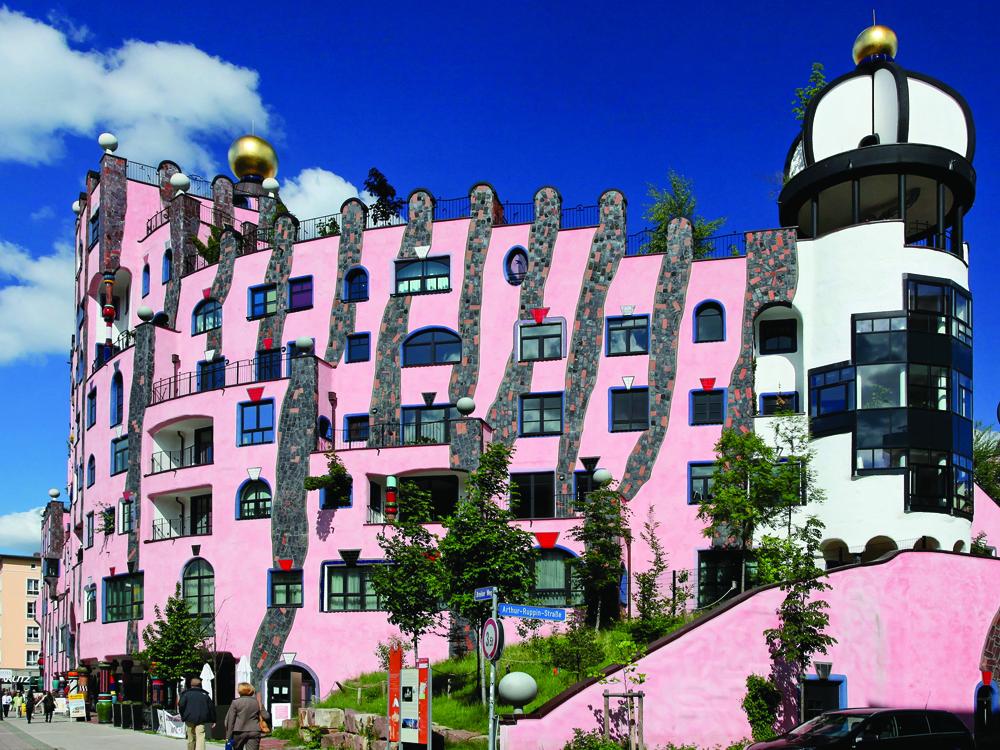 Magdeburg Architektur rund um das fahrrad landeshauptstadt magdeburg