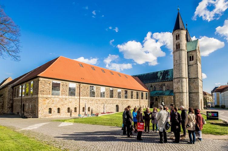 Interner Link: Stadtrundgang durch Magdeburg