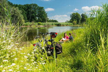 Interner Link: Discover Magdeburg's Green Sides on Bike