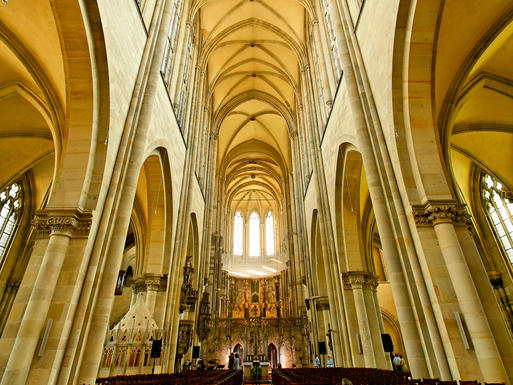 Interner Link: Public guided tour in the cathedral