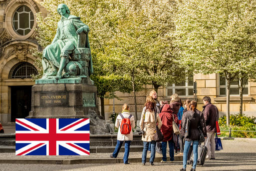 Interner Link: Guided Public Walking Tour in English - 1,5 Hours