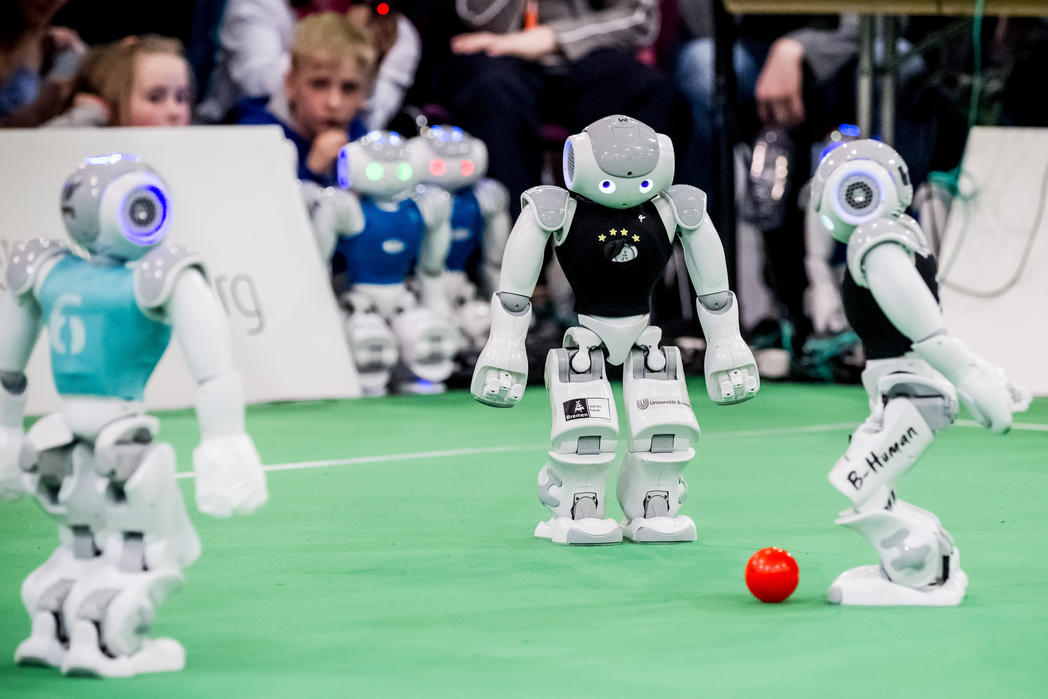 Robocup German Open 2018