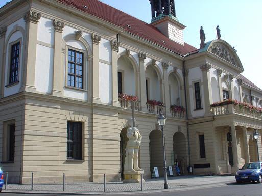 Altes Rathaus von Magdeburg © MMKT GmbH