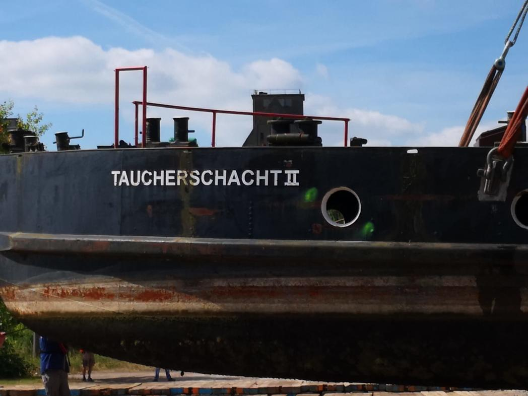 Hebung Tauchschacht II - Name