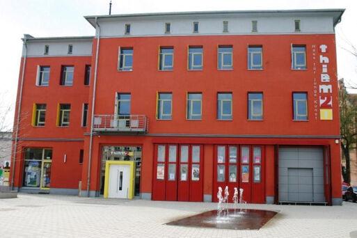 Interner Link: Jugendkunstschule Magdeburg