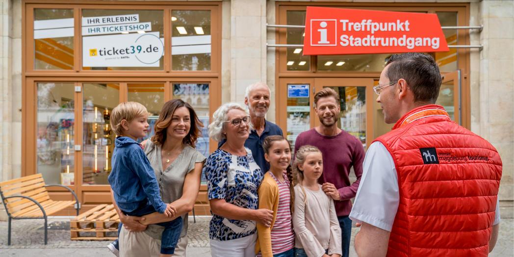 Tourist Information Magdeburg ©www.AndreasLander.de