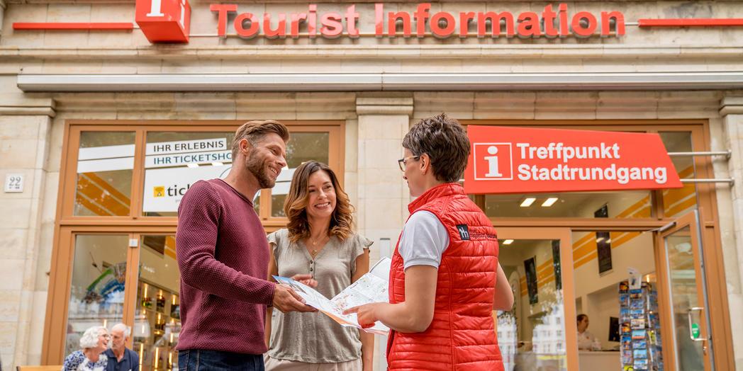 Tourist Information öffnet wieder©www.andreaslander.de