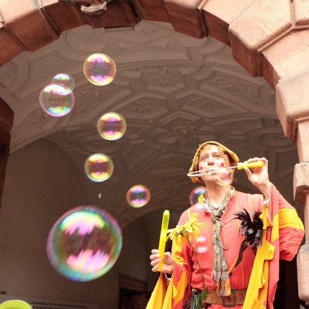Der Firlefanz wird zu Gast auf dem Kaiser-Otto-Fest sein © Kaiser-Otto-Fest