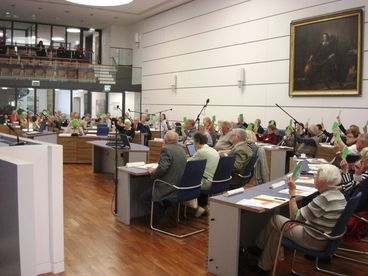 Magdeburger Seniorenforum 2010, Abstimmung im Plenum