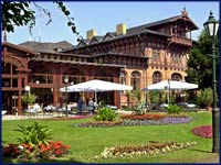 Interner Link: Historisches Herrenkrug Parkhotel