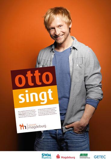Ottostadt Kampagnenmotiv Michme