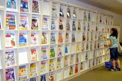 Interner Link: Lernort Stadtbibliothek