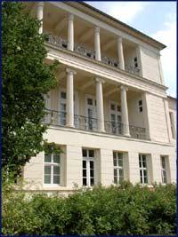 Gesellschaftshaus im Klosterbergegarten, ©MMKT