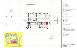 Feuerwehreinsatzplan