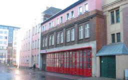Wache Mitte Berufsfeuerwehr Magdeburg