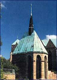Magdalena Chapel