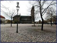 Domplatz, ©HL Böhme
