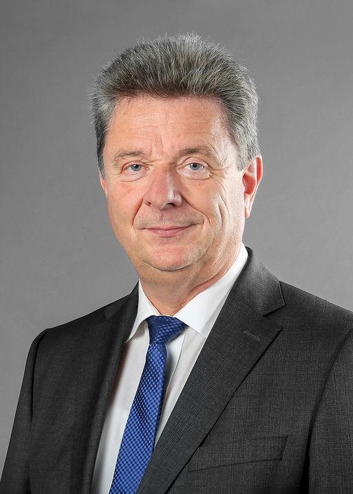 Oberbürgermeister Dr. Lutz Trümper